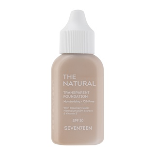 The Natural Transparent Foundation