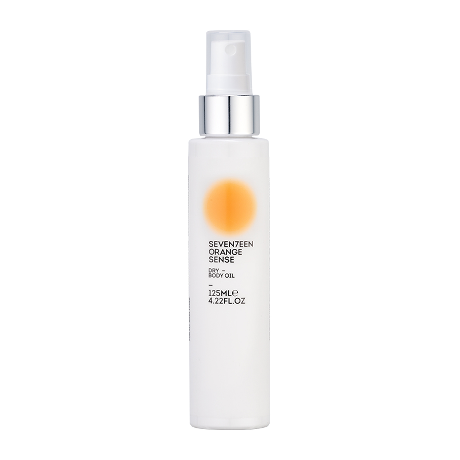 Orange Sense Dry Body Oil 125ml