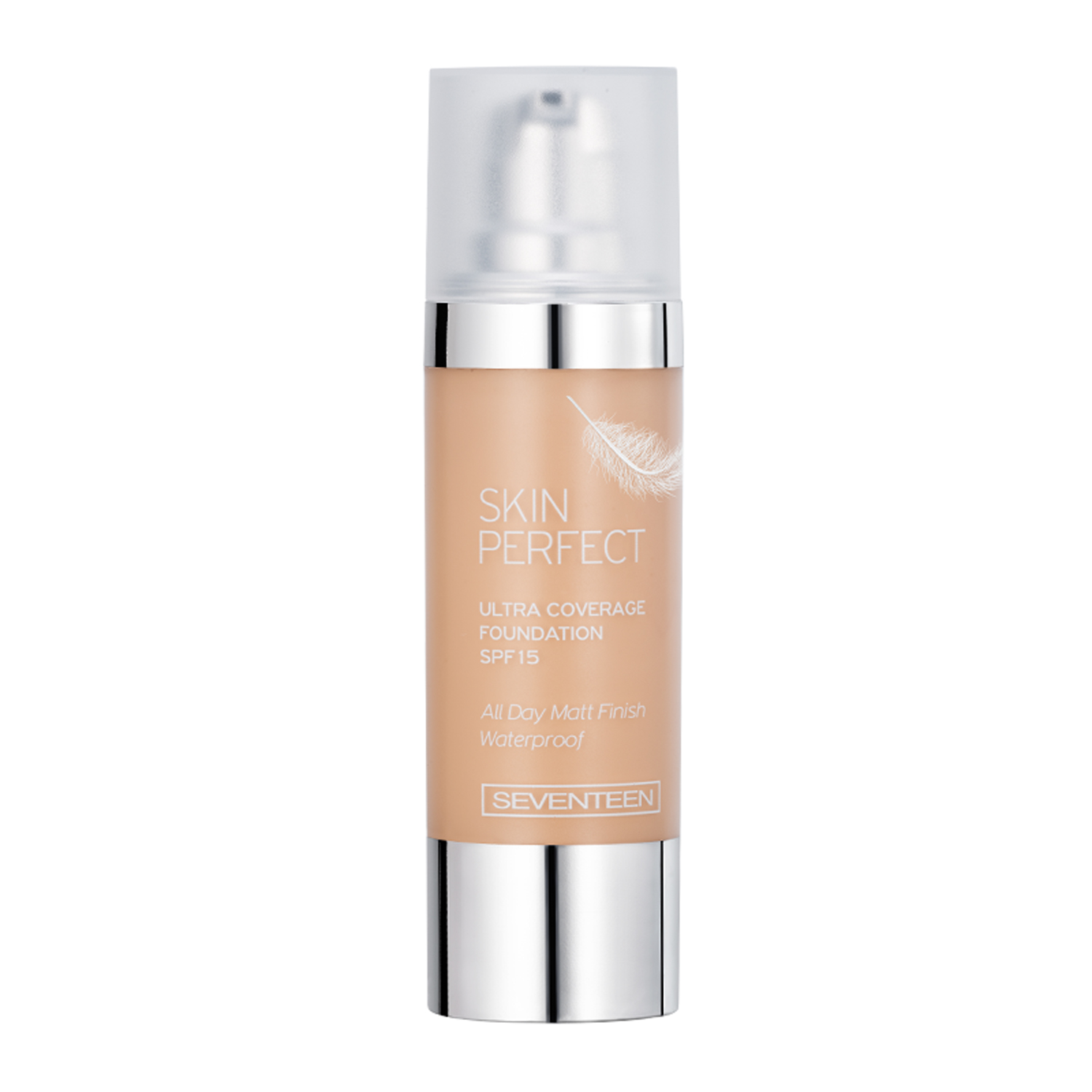 Skin Perfect Ultra Coverage Waterproof Foundation